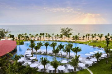 Combo 3N2Đ Movenpick Waverly Resort Phú Quốc